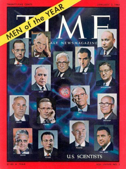 1960.gads - amerikāņu zinātnieki