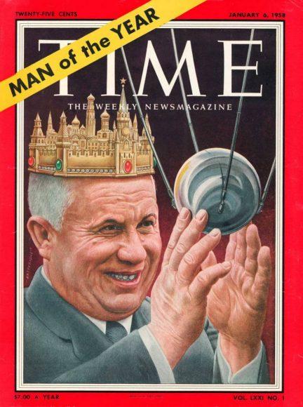 1957.gads - Ņikita Hruščovs