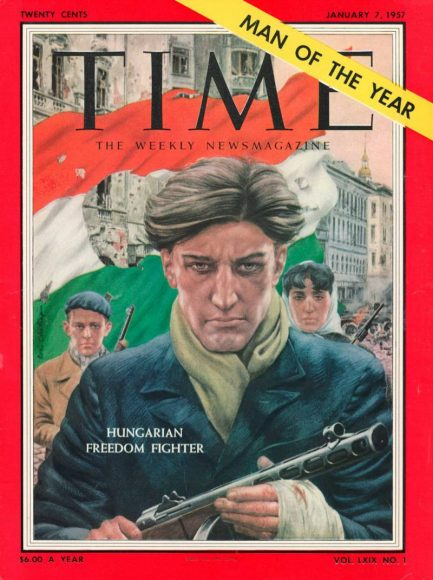 1956.gads  - Ungāru revolucionārs