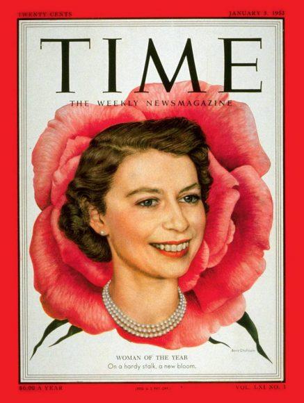 1952.gads - Karaliene Elizabete II Vindzora