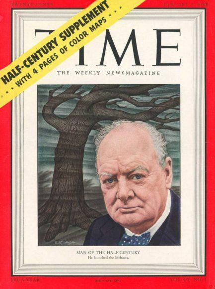 1949.gads - Vinstons Čērčils