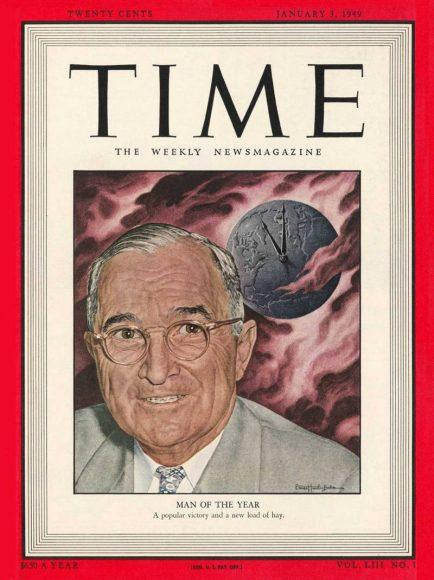 1948.gads - Harijs Trumens