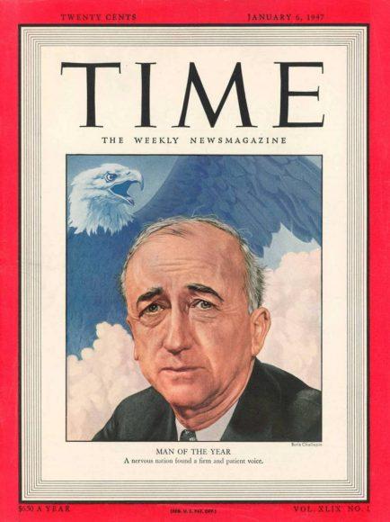 1946.gads - Džeimss Birnss