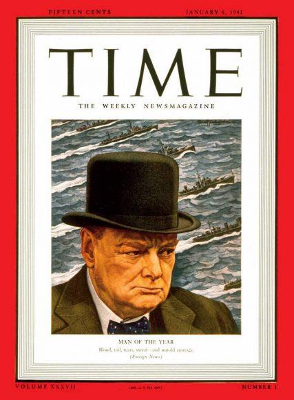 1940.gads - Vinstons Čērčils