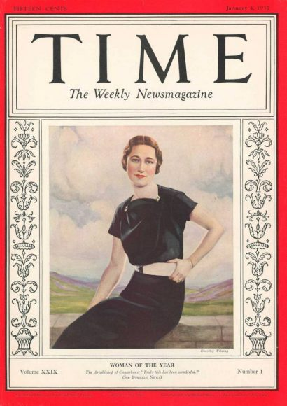 1936.gads - Volisa Simpsone