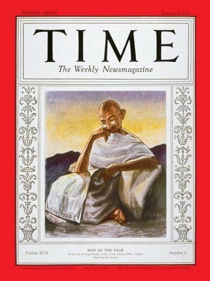 1930.gads - Mahatma Gandijs