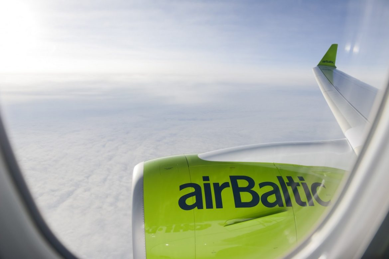 airBaltic krājbanka