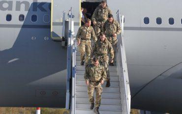 NATO karavīri