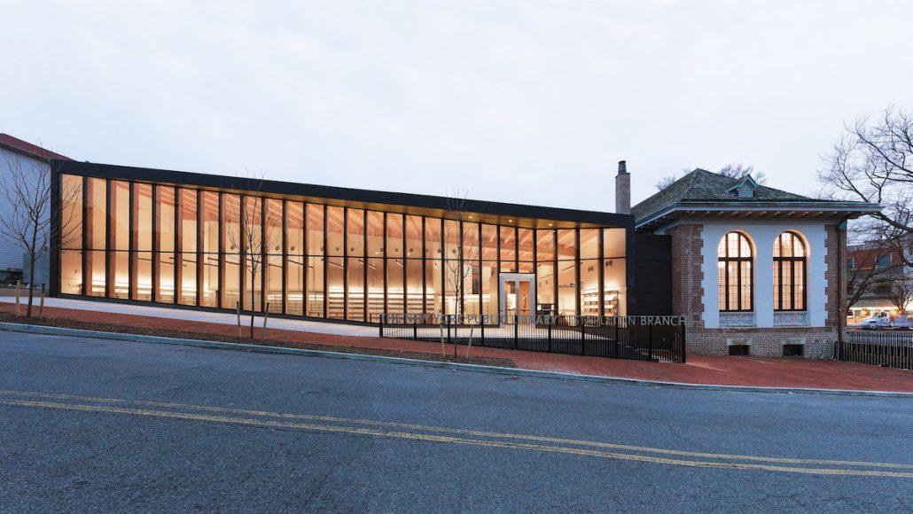 Ņujorkas Publiskās bibliotēkas Steipltonas atzars (New York Public Library Stapleton Branch)