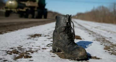 konflikts Ukrainas austrumos