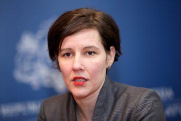 Finanšu ministre
