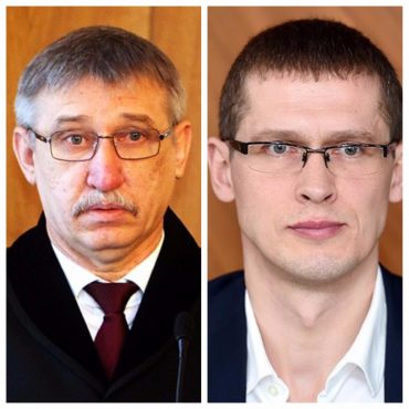 Jurašs Kalnmeiers ģenerālprokurors