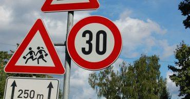 ātruma ierobežojumi