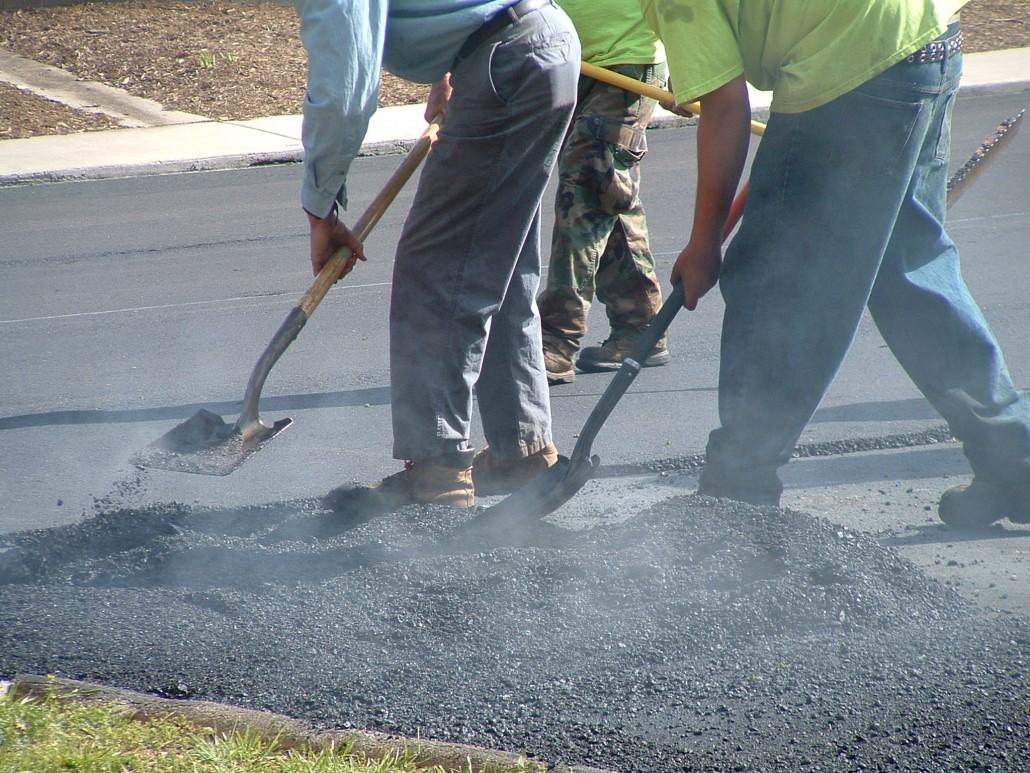 asfaltēšana