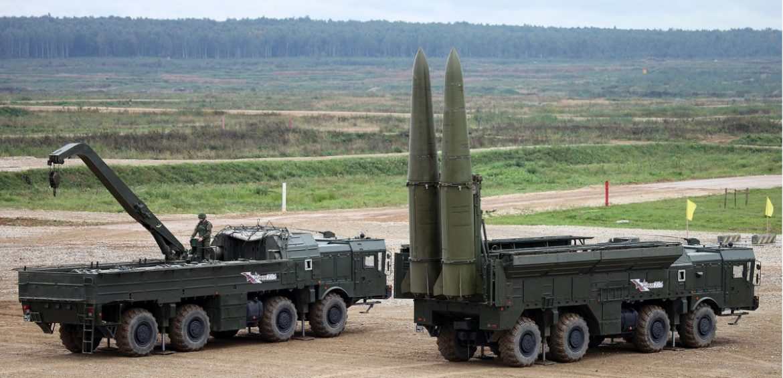 raķetes Iskander