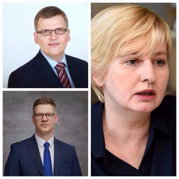 Rīgas domes opozīcija