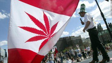 Kanāda legalizē marihuānu