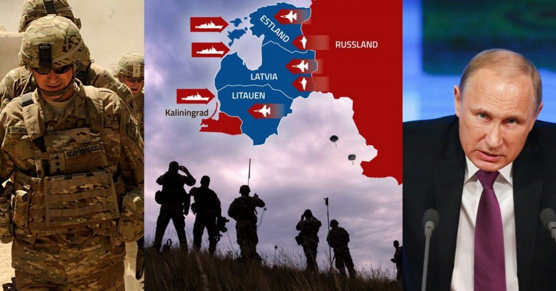 NATO Krievija