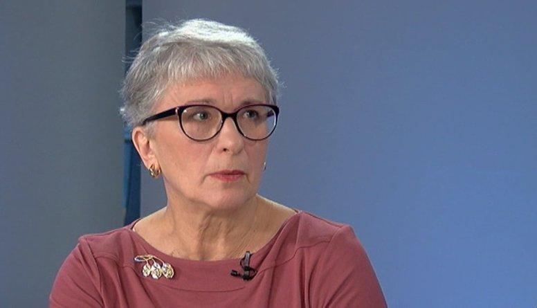 Sandra Kalniete EP