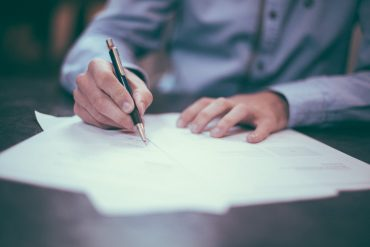 dokuments līgums