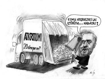 karikatūra