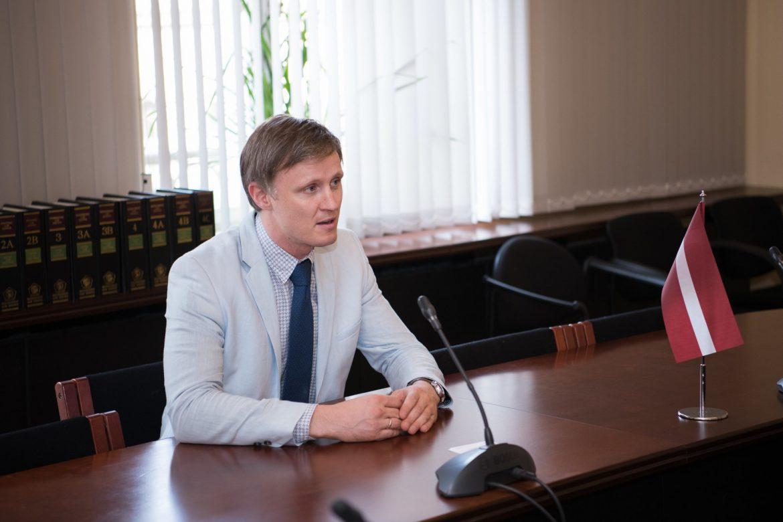 Rihards Kols Saeima.lv foto