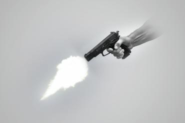 šaut ierocis slepkavība