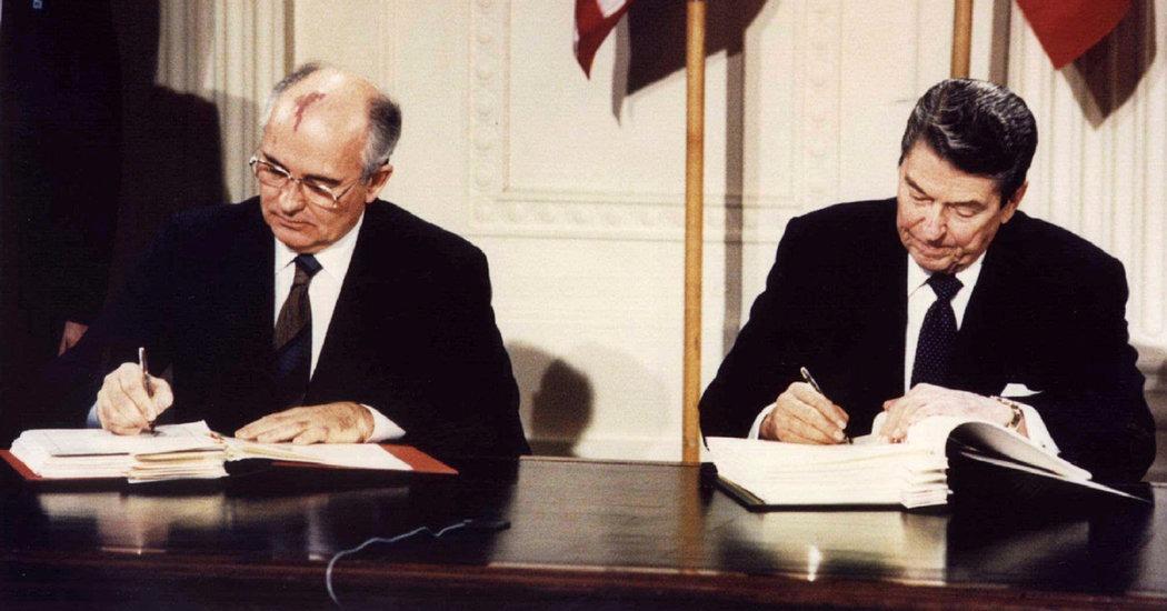 Gorbačovs Reigans