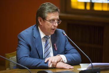 Māris Kučinskis, foto Saeima.lv