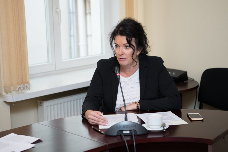 Ramona Petraviča, foto Saeima.lv