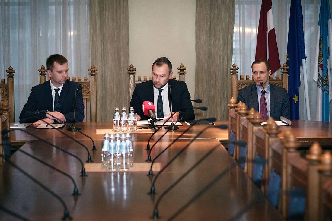 Rīgas domes administrācija
