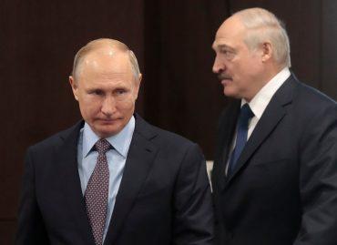 Putins, Lukašenko