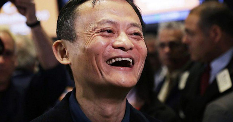 """Džeks Ma, """"Alibaba"""" dibinātājs"""