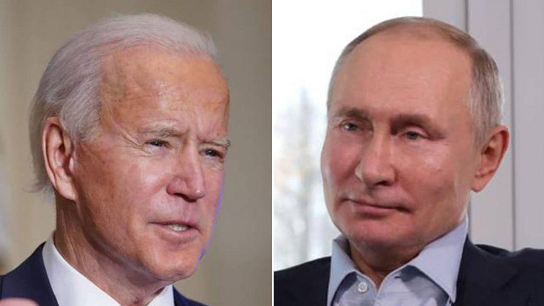 Baidens un Putins