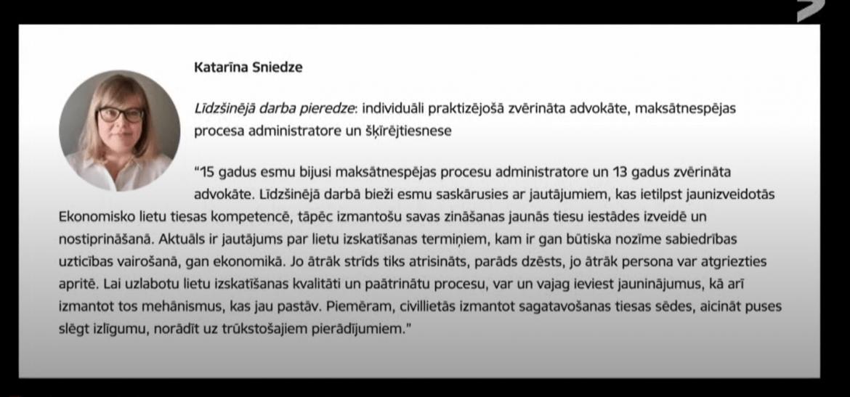 Katarīna Sniedze
