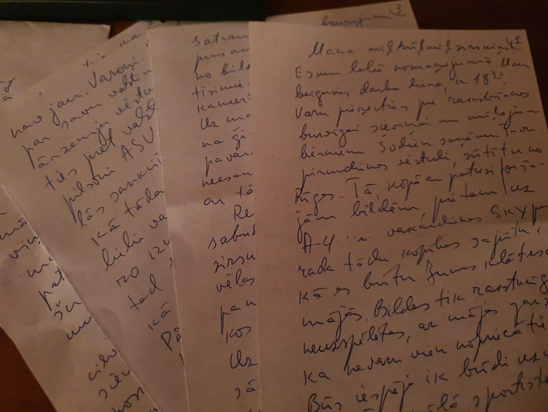 Lemberga vēstules