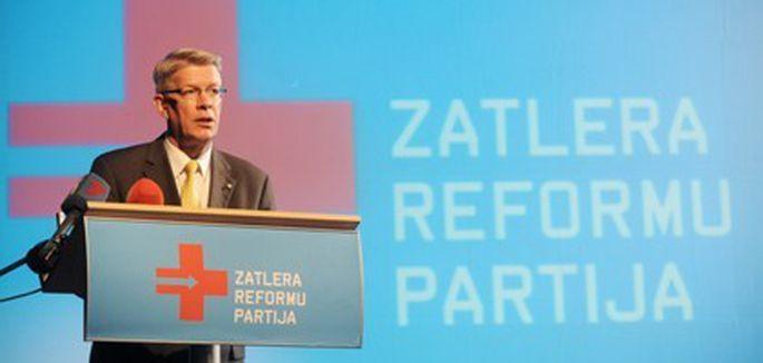 Zatlera reformu partija