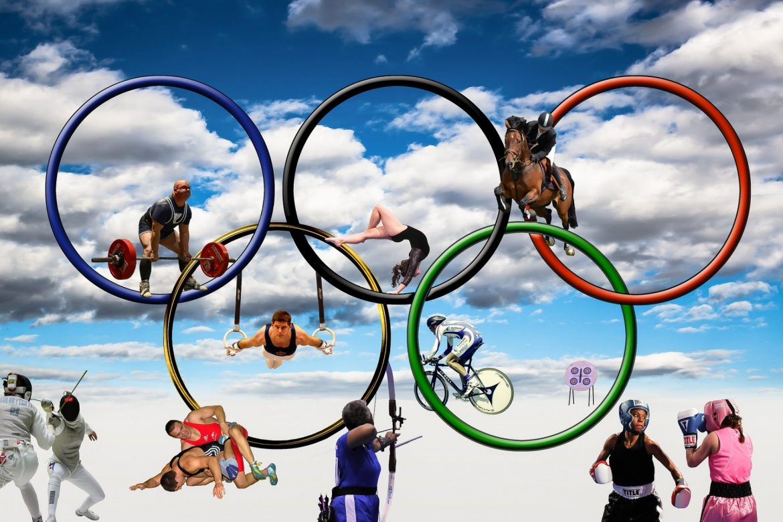 olimpiāde