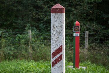 Latvijas-Baltkrievijas robeža
