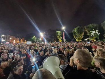 Gobzema protesti
