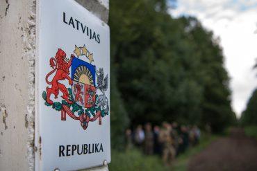 valsts robeža