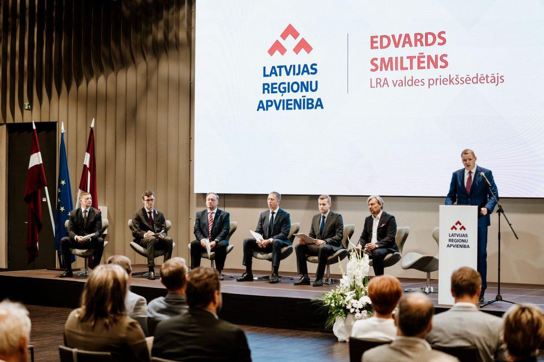 Latvijas Reģionu apvienība