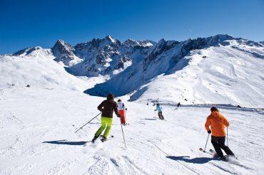 slēpošana